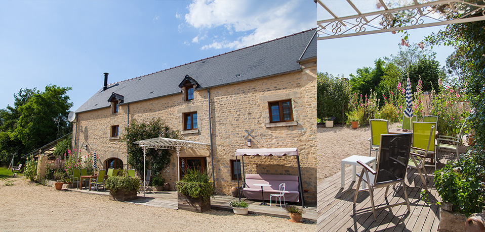 Bed And Breakfast In Normandy  La Ferme Aux Chats  Bayeux  Omaha